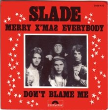Slade - Merry Xmas Everybody