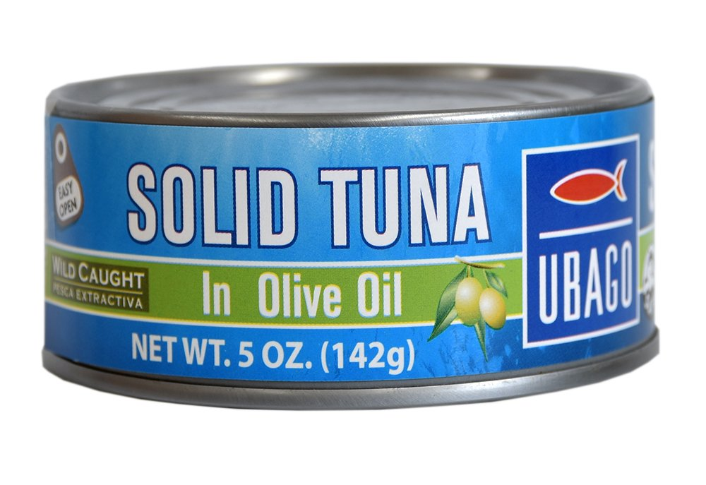 Oil-packed canned fish