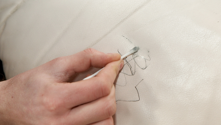 Remove Stains from Leather Couch: