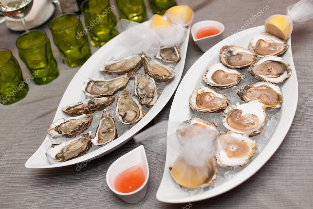Oysters and Other Seafood