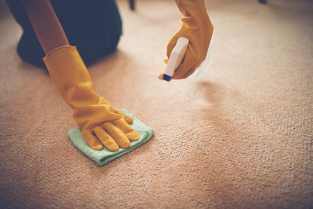 How to Remove Beet Stains from Carpet