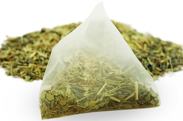 Cool Green Tea Bags